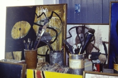 Image 1 de 12: Atelier de Joan Miró à Palma de Majorque- 1987