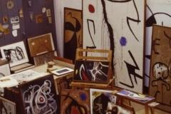 Image 2 de 12: Atelier de Joan Miró à Palma de Majorque- 1987