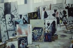 Image 3 de 12: Atelier de Joan Miró à Palma de Majorque- 1987