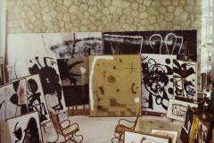 Image 7 de 12: Atelier de Joan Miró à Palma de Majorque- 1987