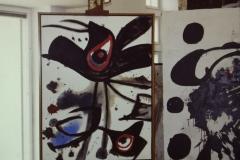 Image 11 de 12: Atelier de Joan Miró à Palma de Majorque- 1987